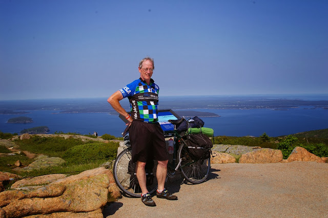 Biking for jdrf for Bike rides in maine