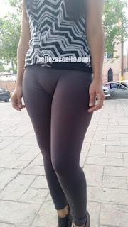 chavas leggins apretados