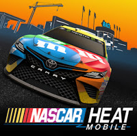 Nascar heat Mobile Apk Full Rilis