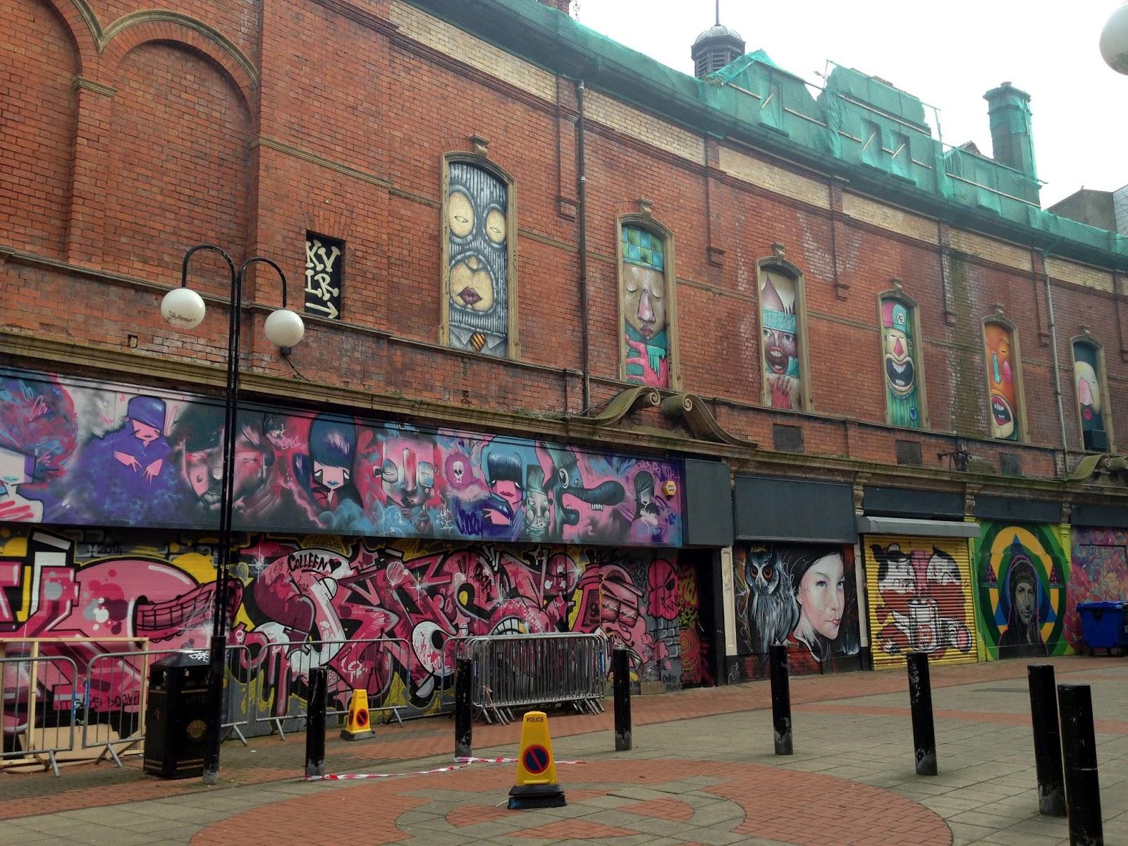 Graffiti, Belfast, Ireland, Northern Ireland, Murals, Troubles, Ulster, Political, Titanic,