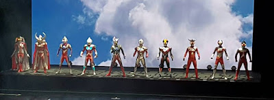 Ultraman Live In Genting - Revenge Of Baltan