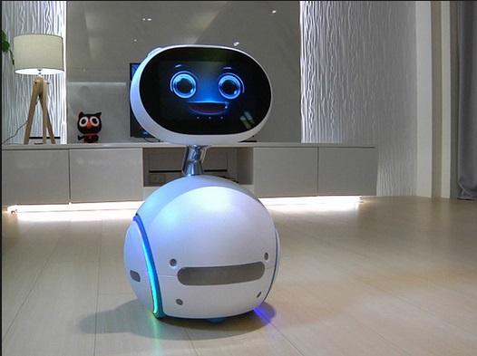 teknologi robot zenbo