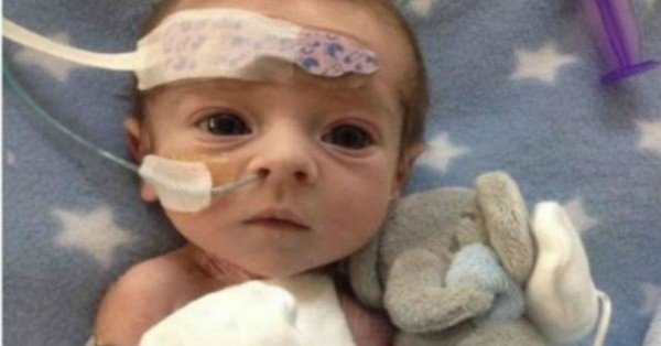 Το αγγελούδι που πέρασε εγκεφαλικό και τέσσερα χειρουργεία ανοιχτής καρδιάς, είναι ο πιο γενναίος μαχητής της ζωής!
