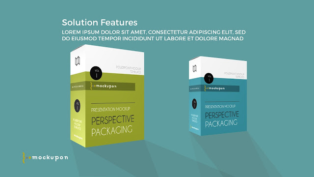 Packaging Box Mockup Powerpoint Templates Slide7