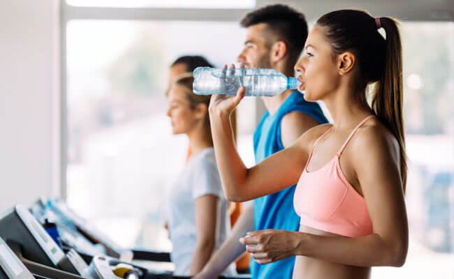weight loss tips water