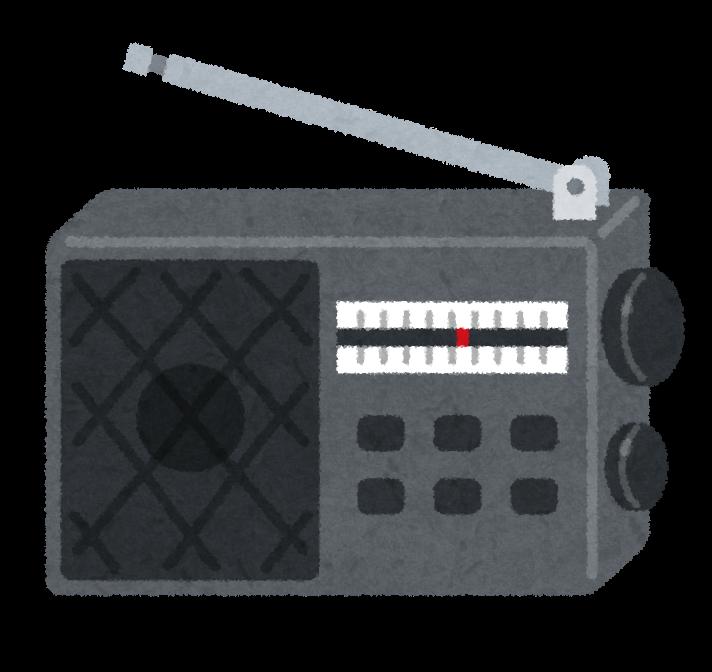「ラジオ イラスト」の画像検索結果