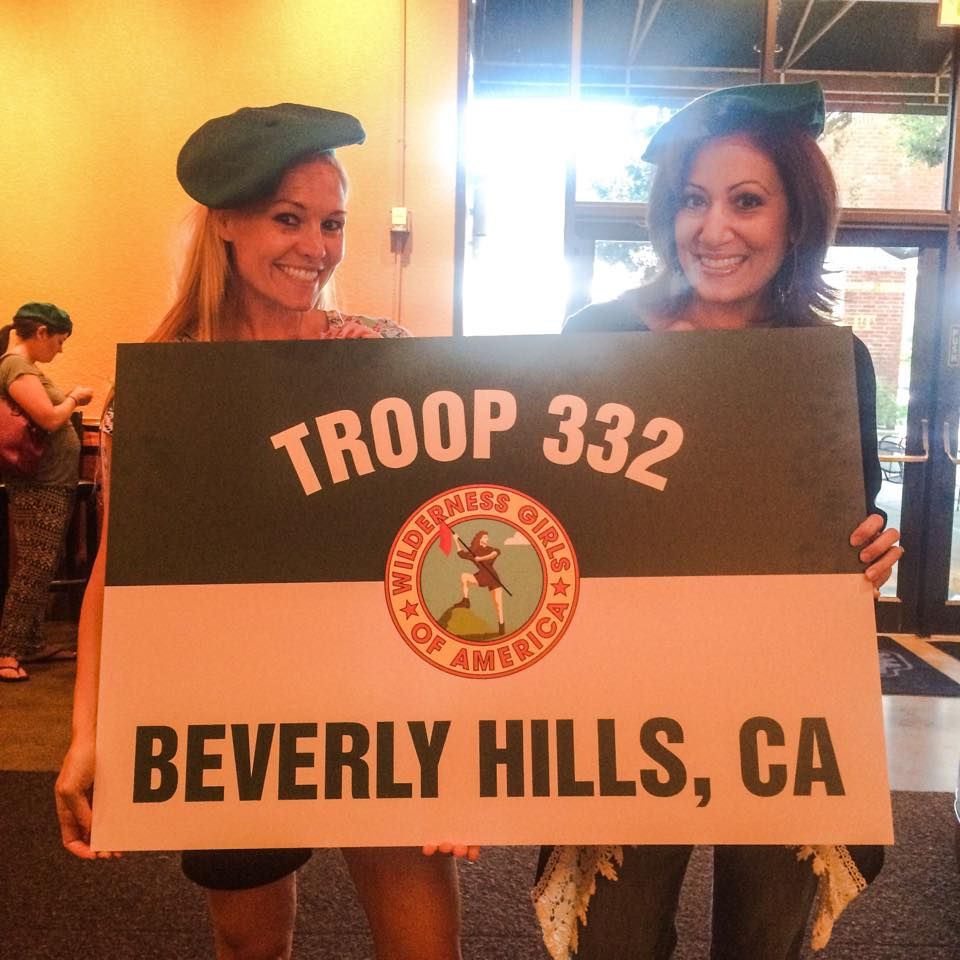 "Troop Beverly Hills Quotes: ""Troop Beverly Hills"" Girlie Night"