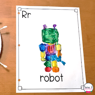 Letter R Activities that would be perfect for preschool or kindergarten. Art, fine motor, literacy, and alphabet practice and more all rolled into Letter R fun.