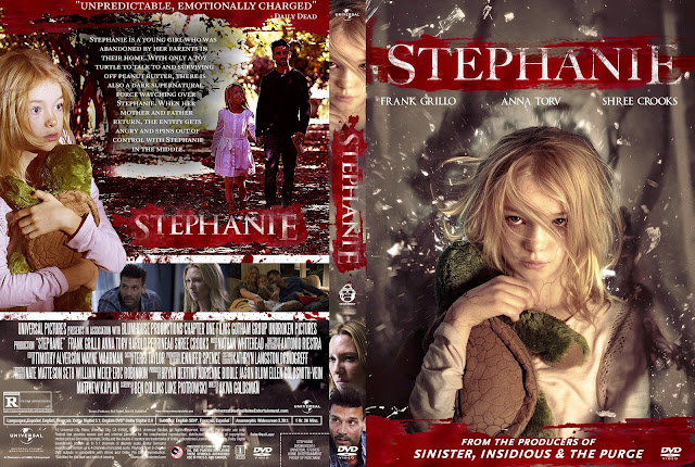 Stephanie DVD Cover