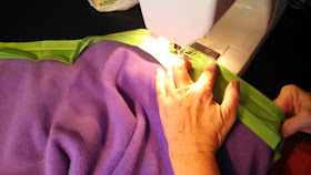 Just A Lucky Bug How To Make An Activity Quilt For