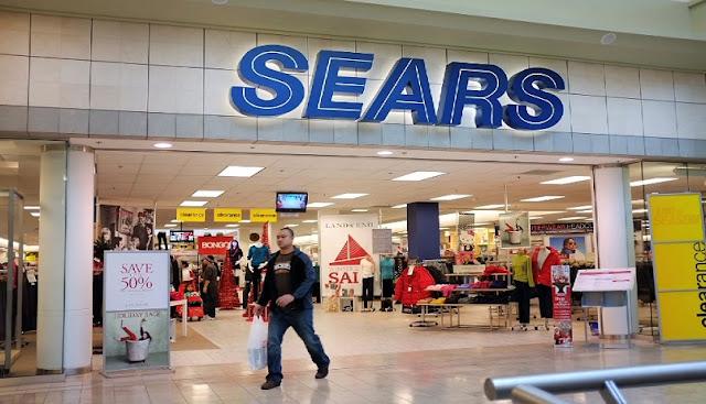 Endereços de lojas Sears em Orlando e Miami: