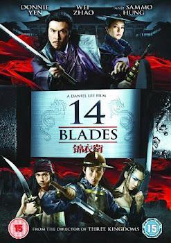 14 Blades : 8 ดาบทรมาน 6 ดาบสังหาร