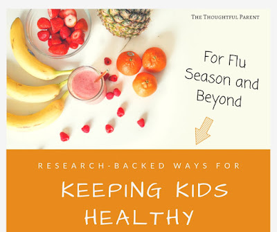 Research-Backed Ways for Keeping Kids Healthy