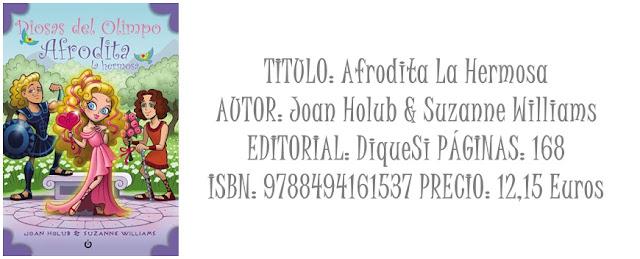 Reseña: Afrodita La Hermosa
