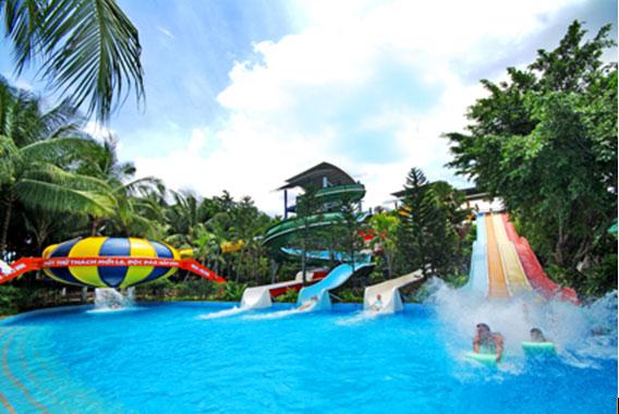 Giới thiệu các địa điểm vui chơi tại Sài Gòn