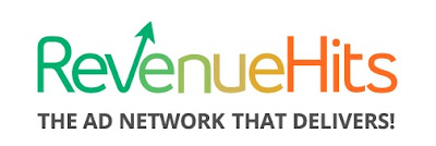 Logo de RevenueHits