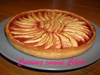 http://cuisinezcommeceline.blogspot.fr/2016/03/tarte-pomme-fraise.html
