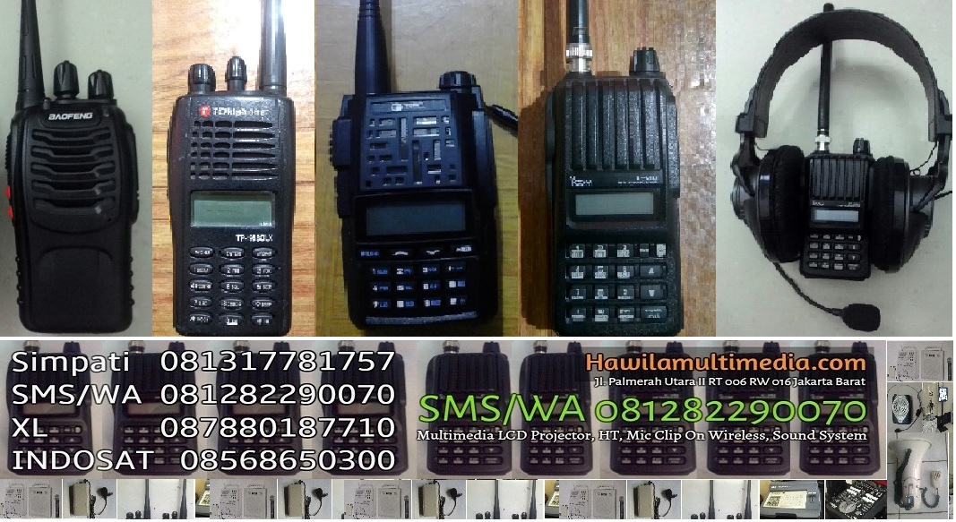 Rental HT Toriphone TP 998DLX, Tori HT 300