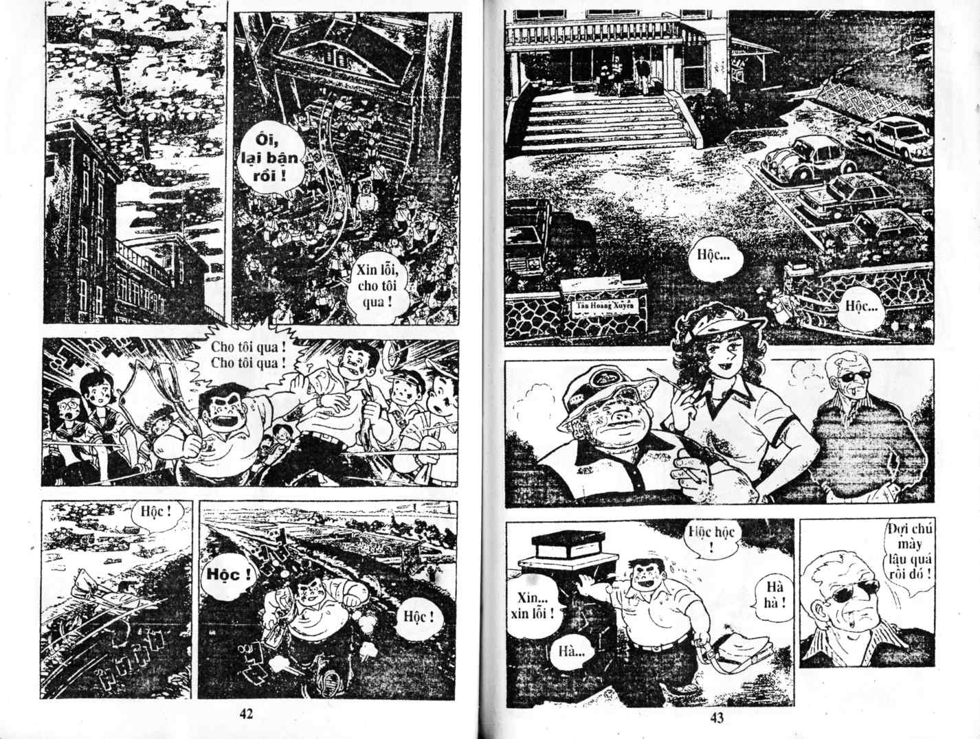 Ashita Tenki ni Naare chapter 1 trang 19