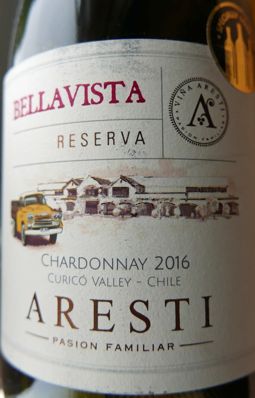 RESTAURANTS AND FOOD: Chile's Aresti Family Wines. Plus A ly ... on