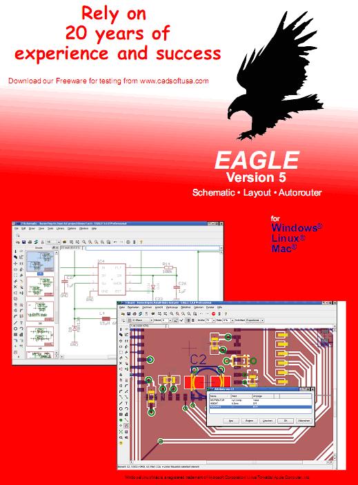 eagle pcb download full version