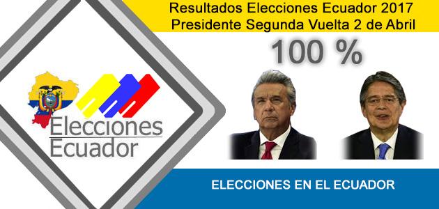 resultados elecciones ecuador 2017