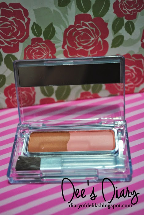 Dee's Diary: Review: Wardah Blush On (seri A)