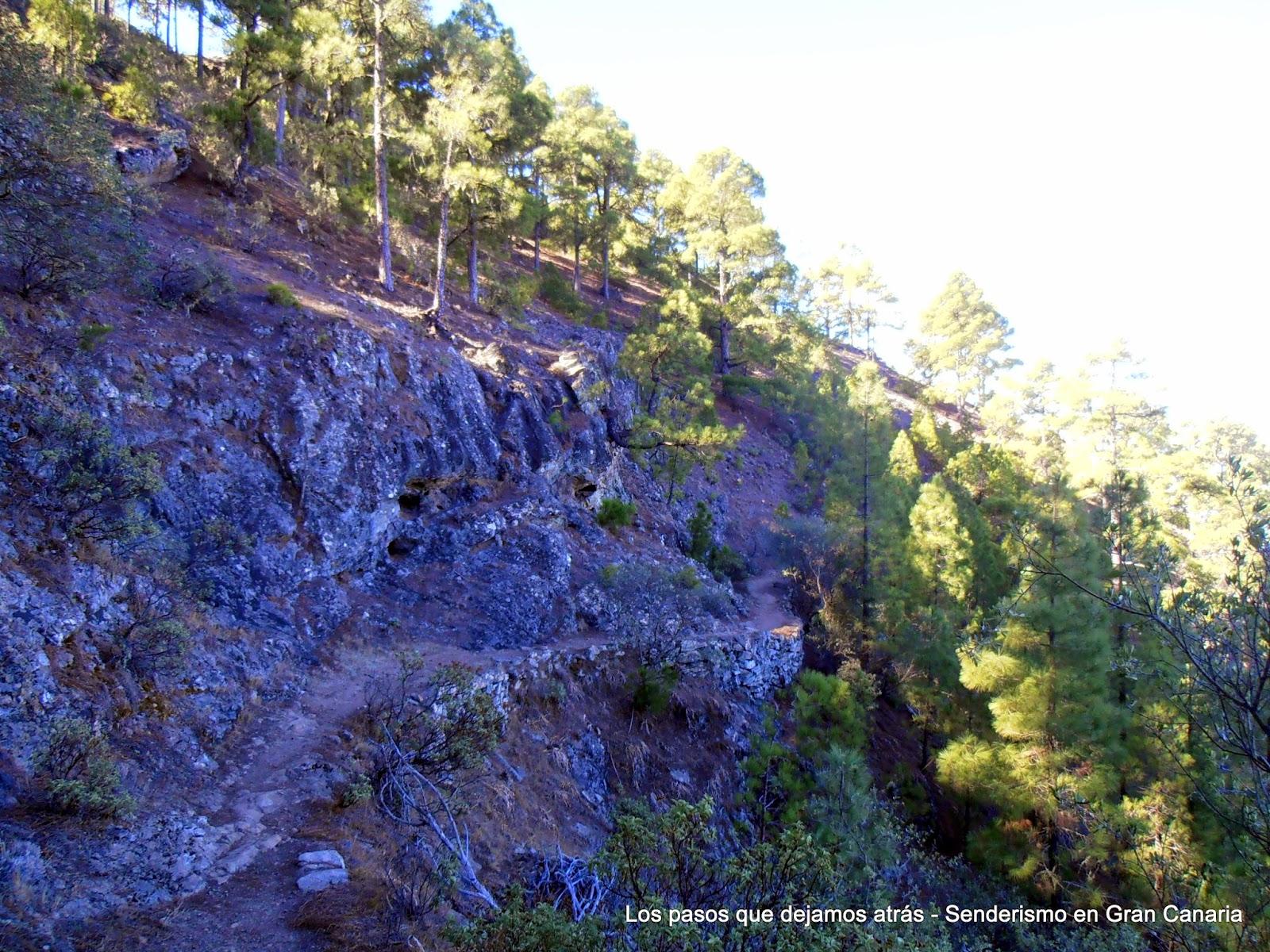Camino a la Montaña de Altavista
