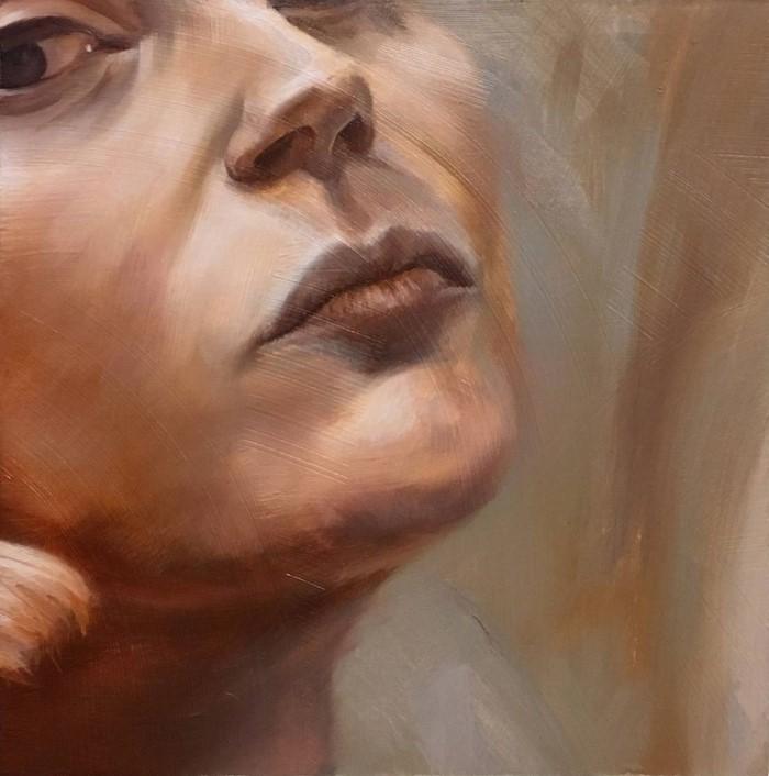 Часть портрета