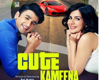 Cute Kameena Poster, Kirti Kulhari HD Walapers