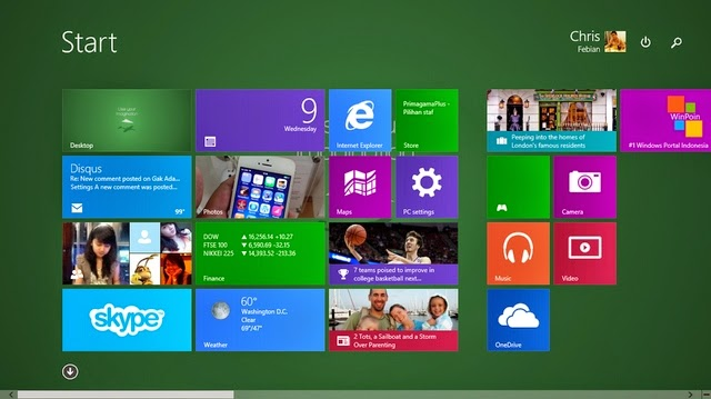Install Windows 8.1 Update