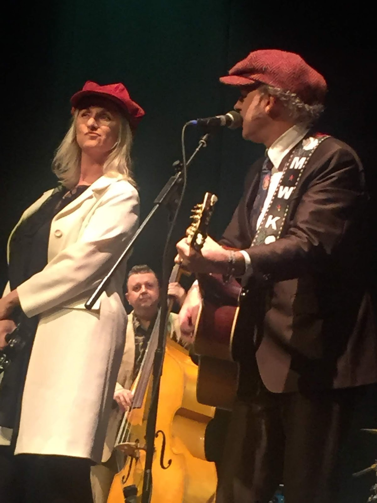 Three Chords And The Truth Uk Gig Review My Darling Clementine