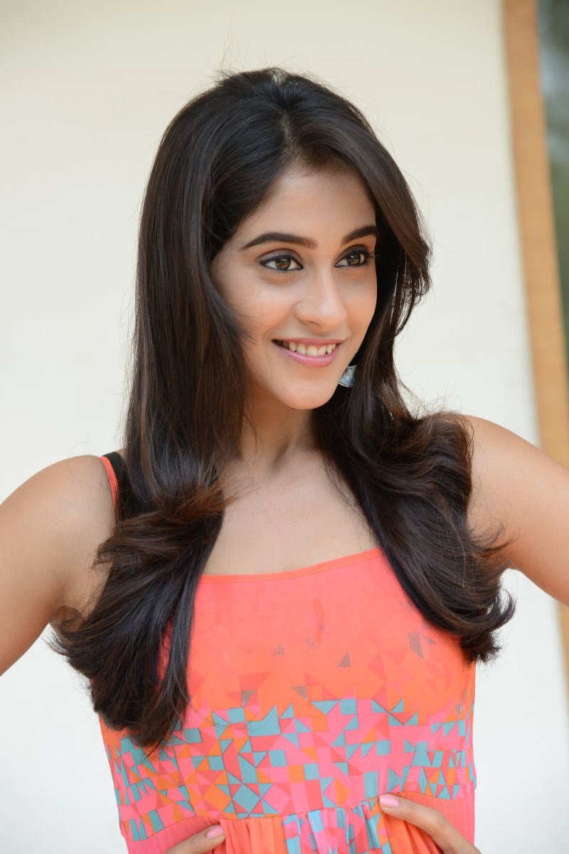 Regina Cassandra Latest Hot Photos In Pink Dress