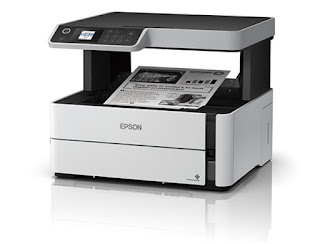 Epson EcoTank Monochrome M2140 Driver, Review And Price