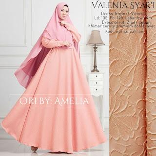 Valenia Syar'i by Amelia