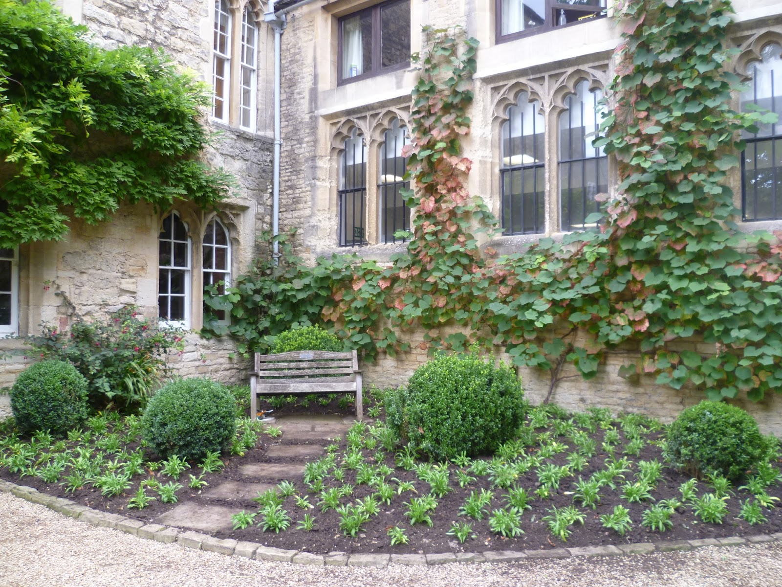 Worcester College Gardeners From Venice To Madrid