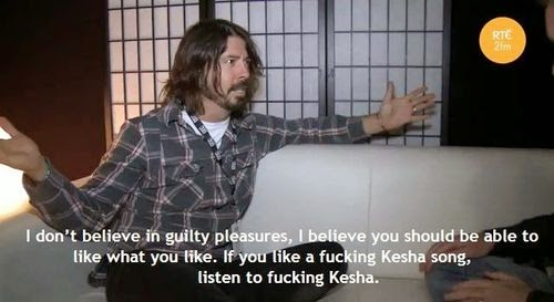 2Bits - Dave Grohl guilty pleasures