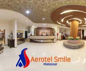 Lowongan Kerja di Aerotel Smile Makassar