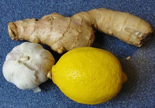 Vindecă infecțiile din organism utilizând această combinație de 4 ingrediente simple