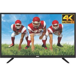 """RCA 40"""" Class 4K (2160P) LED TV (RTU4002)"""