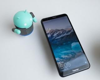 Review Honor 7X Smartphone Layar Besar Yang Terjangkau
