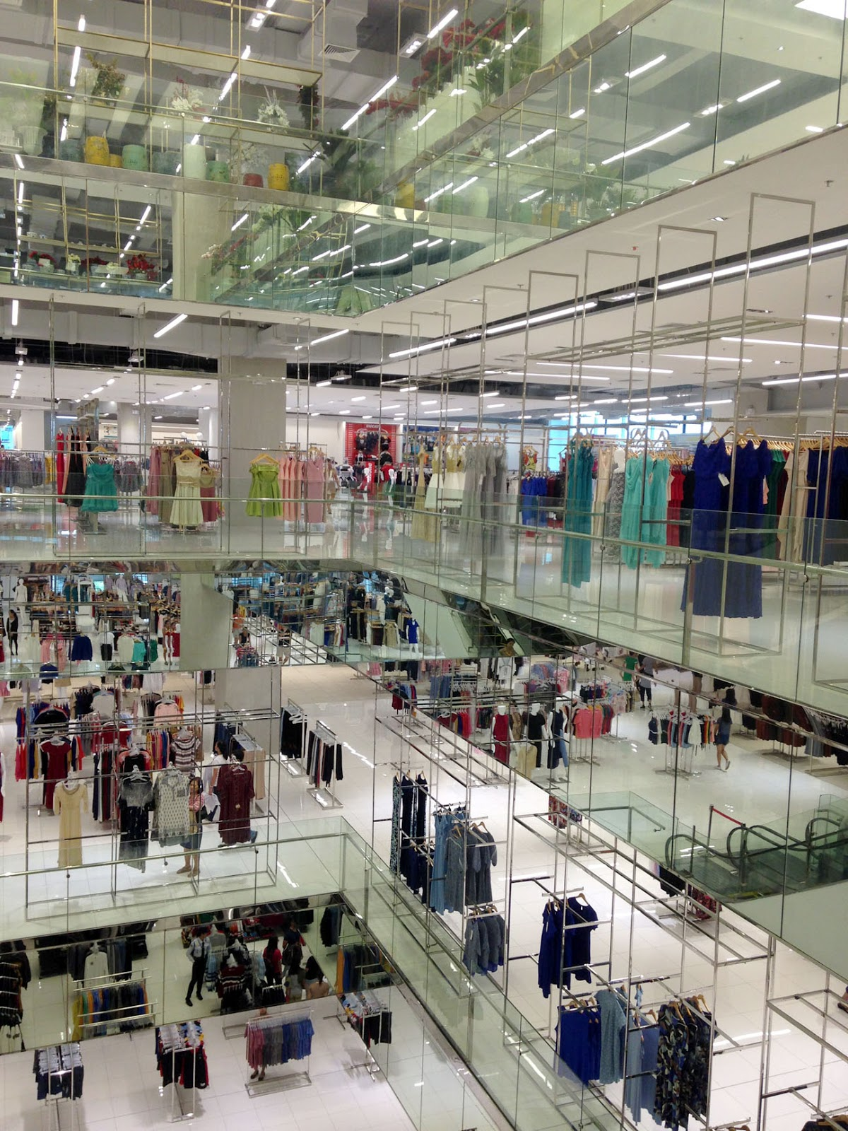 mrsmommyholic landmark alabang department store is now open
