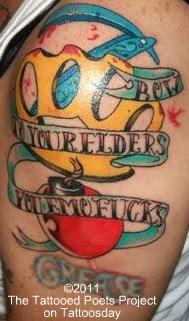 Tattoosday (A Tattoo Blog): April 2011