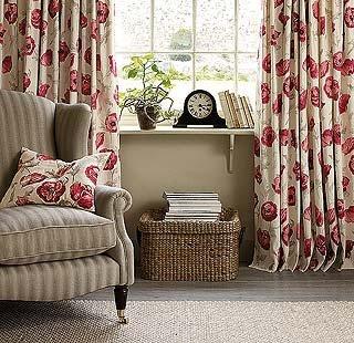 Disenyoss decoracion cortinas para nuestro salon - Cortinas para un salon ...