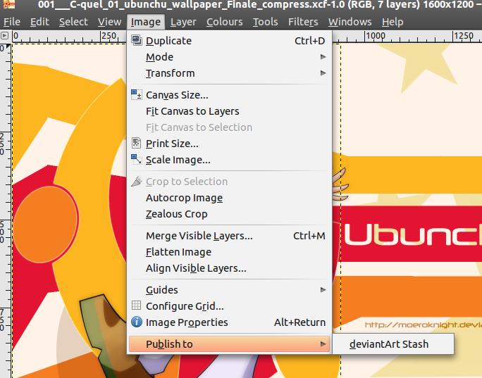 Deviantart Stash Plugins 1 0 for Gimp and Inkscape are Released!