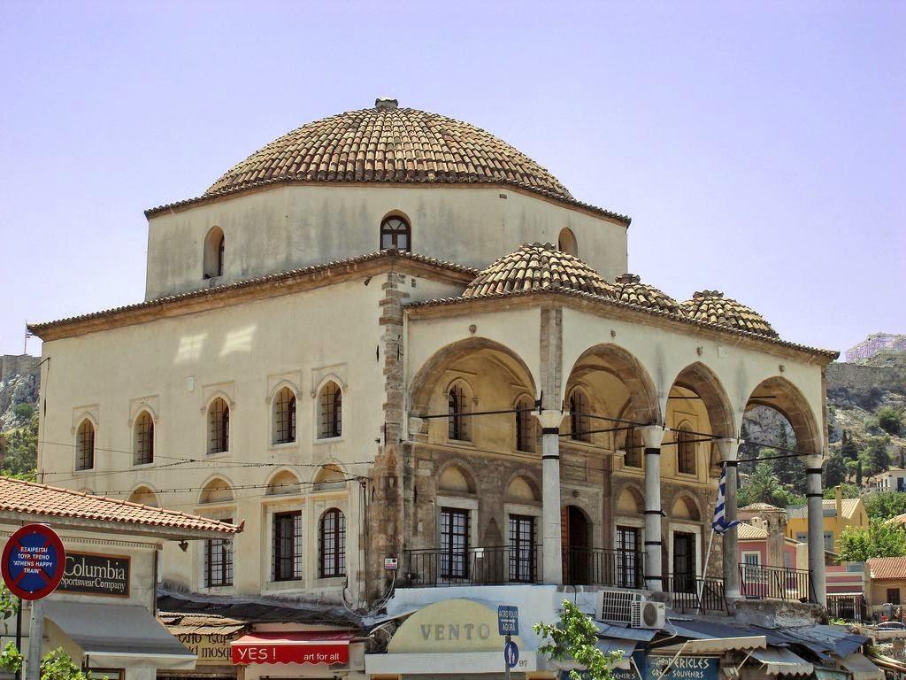Masjid Tzisdaraki, Sentuhan Usmaniyah pada Sejarah Yunani