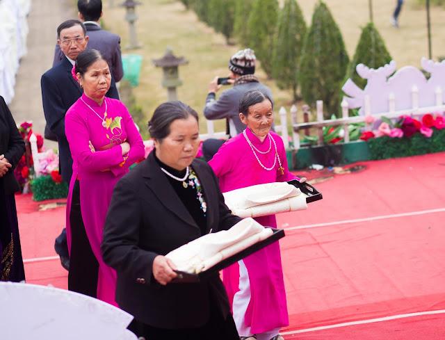 Lễ truyền chức Phó tế và Linh mục tại Giáo phận Lạng Sơn Cao Bằng 27.12.2017 - Ảnh minh hoạ 80