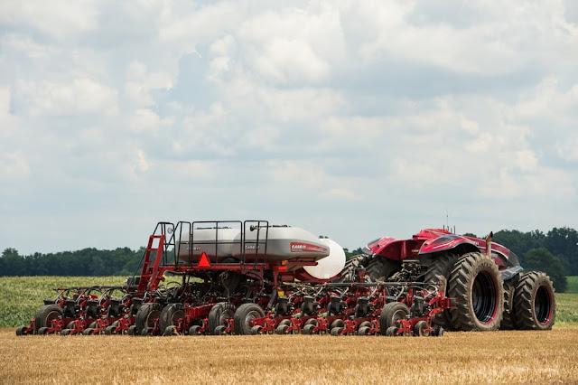 traktor self-driving
