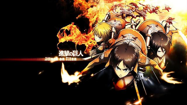 Attack on titan SS3 tập 11
