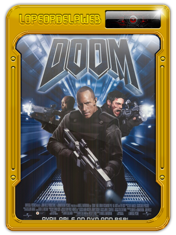 Doom (2005) [Brrip-720p-Dual-Mega]